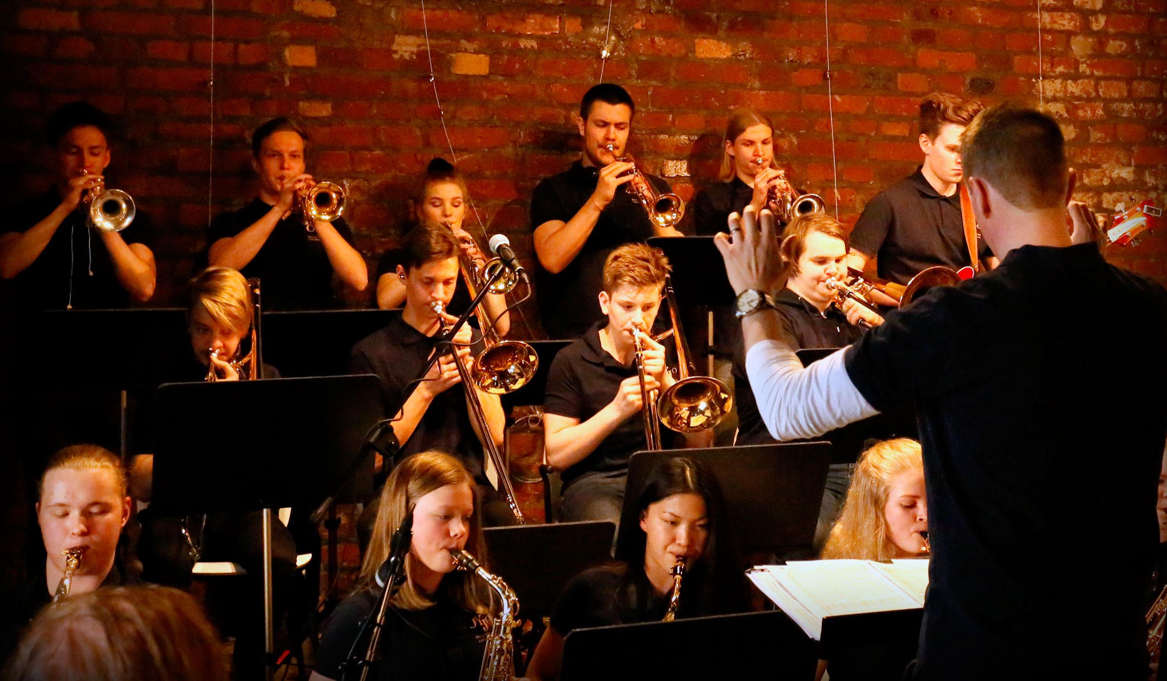 Oulu Youth Jazz Orchestra